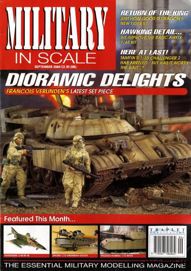 Military in Scale No.142 - September 2004 free download