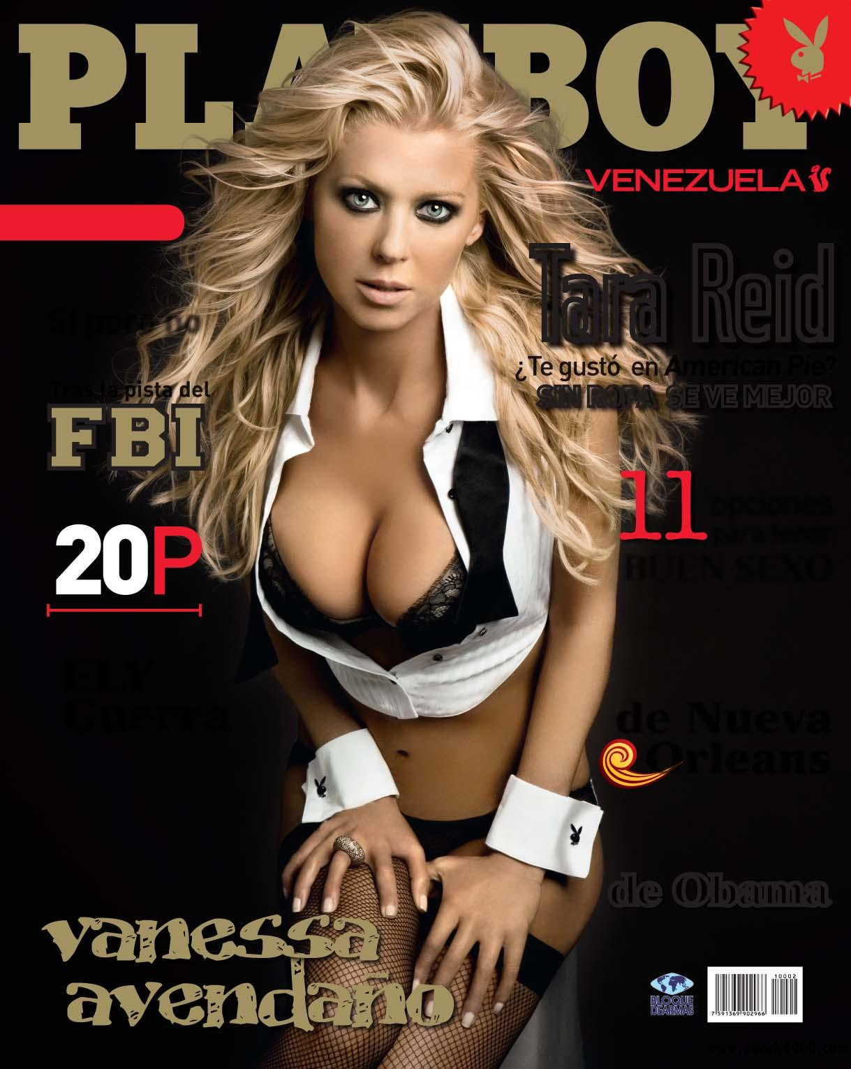 Playboy Venezuela - February 2010 free download