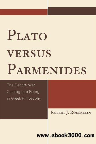 Parmenides and the Question of Being in Greek Thought