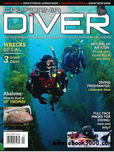 California Diver Magazine September/October 2011 free download