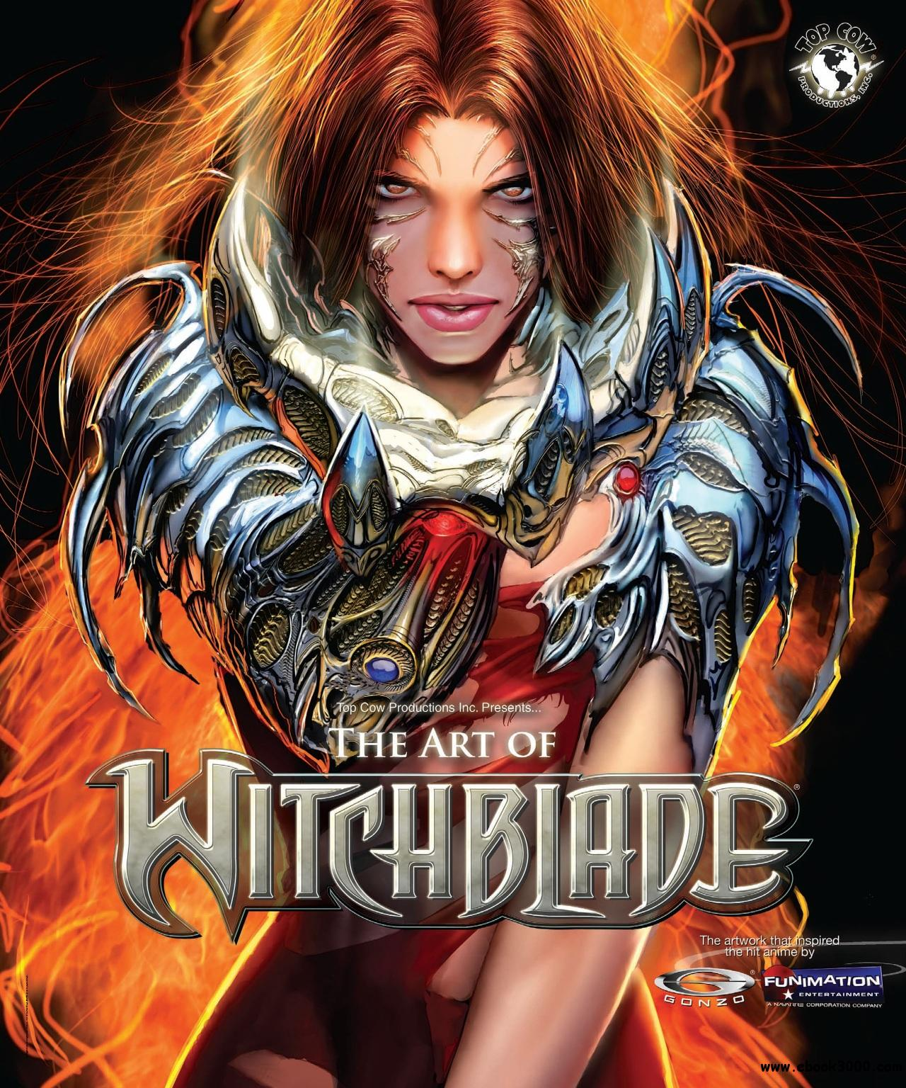 The Art of Witchblade (2008) free download