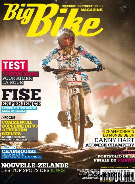 Big Bike N 66 Octobre 2011 free download