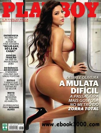 Playboy Brazil - October 2011 free download