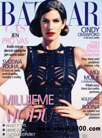 Harper's Bazaar - November 2011 Czech Republic free download