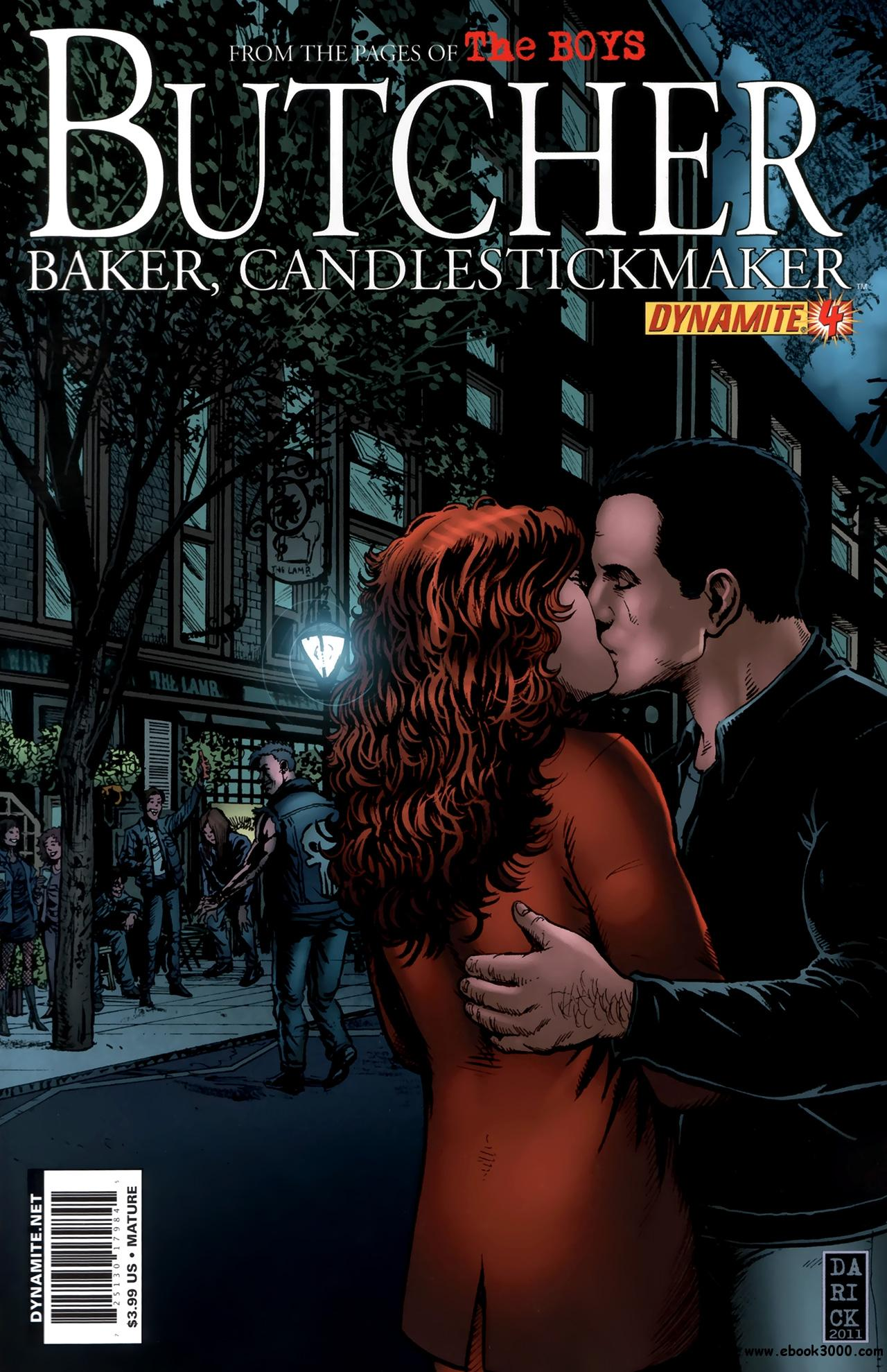 The Boys - Butcher, Baker, Candlestickmaker #4 (of 06) (2011) free download