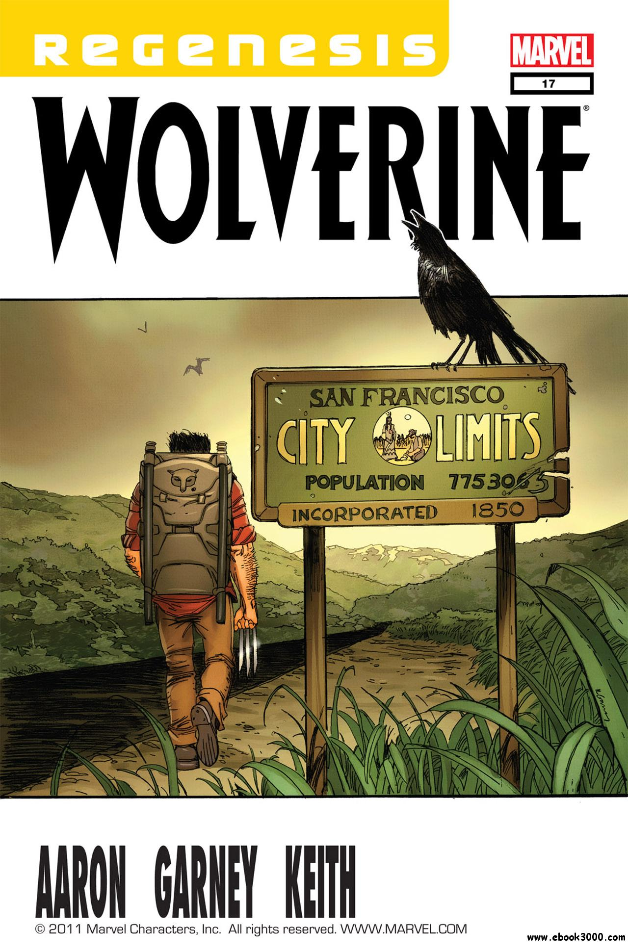 Wolverine #17 (2011) free download