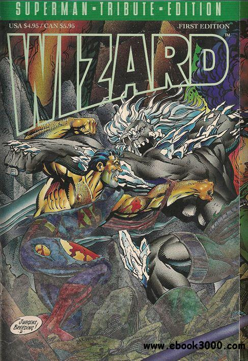 Wizard C The Superman Tribute Edition (1993) free download