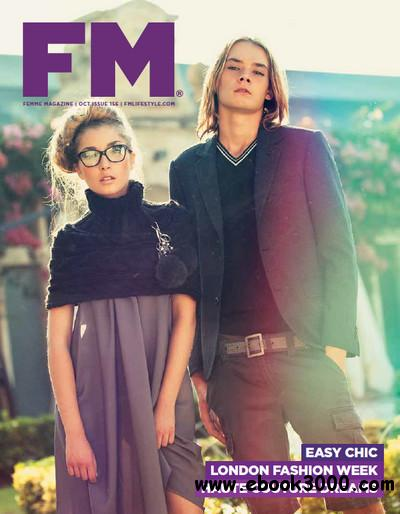 Femme Magazine - October 2011 free download