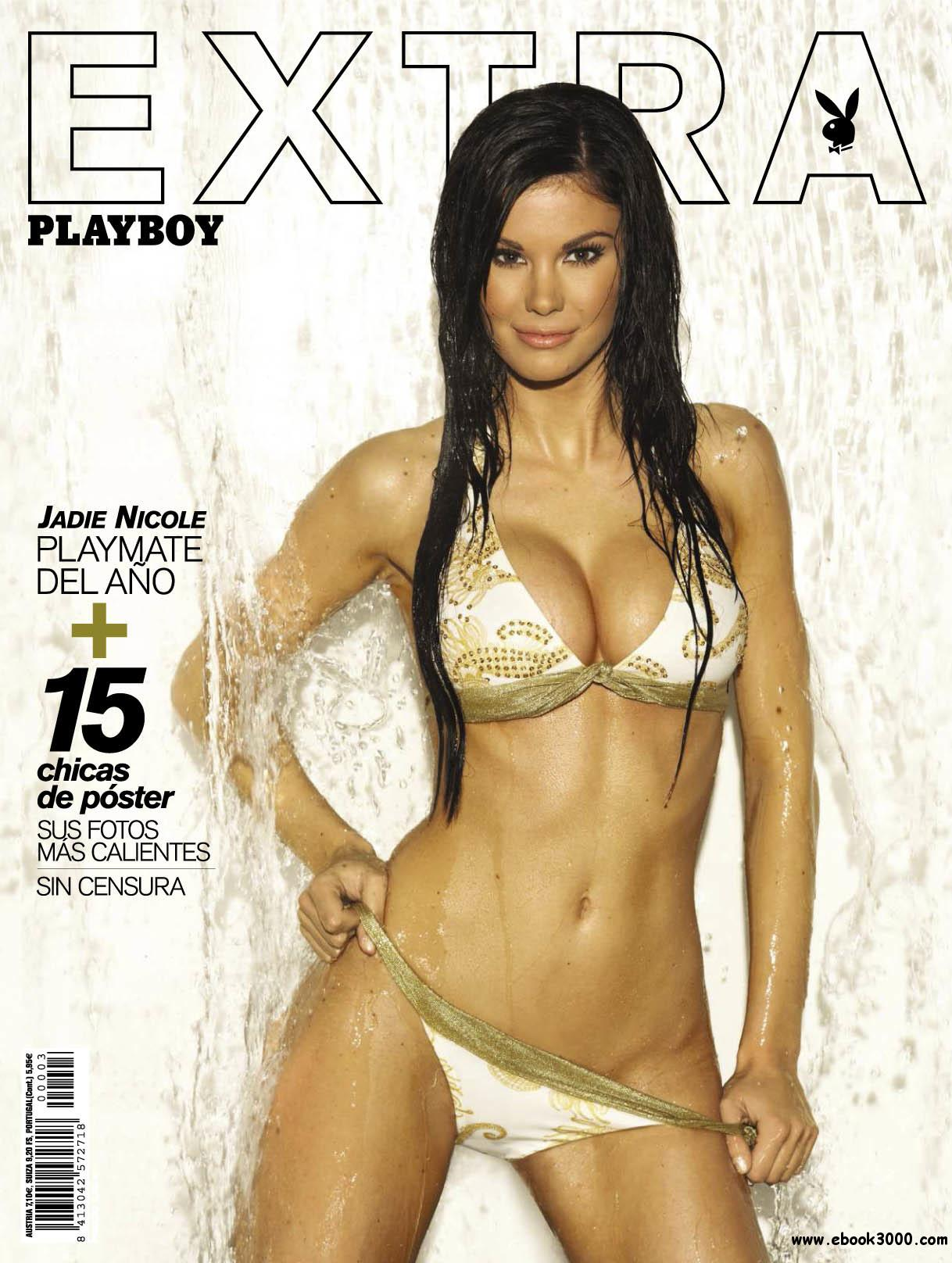 Playboy Extra Spain - October 2008 free download