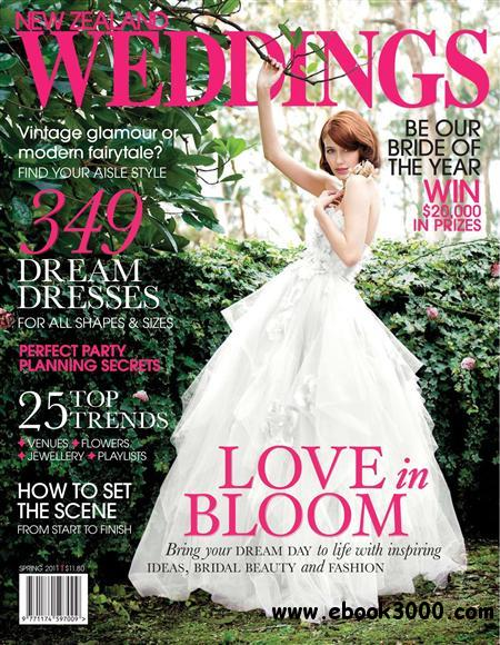 NZ Weddings - No.38 (Spring 2011) free download