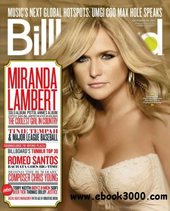 Billboard Magazine - 29 October 2011 free download