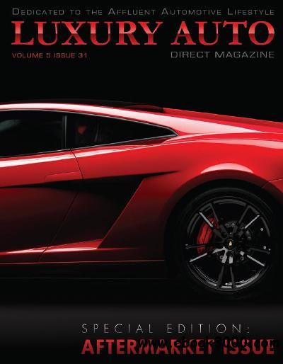Luxury Auto Direct Volume 5 Issue 31 2011 free download