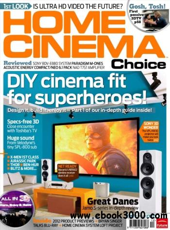 Home Cinema Choice - December 2011 free download