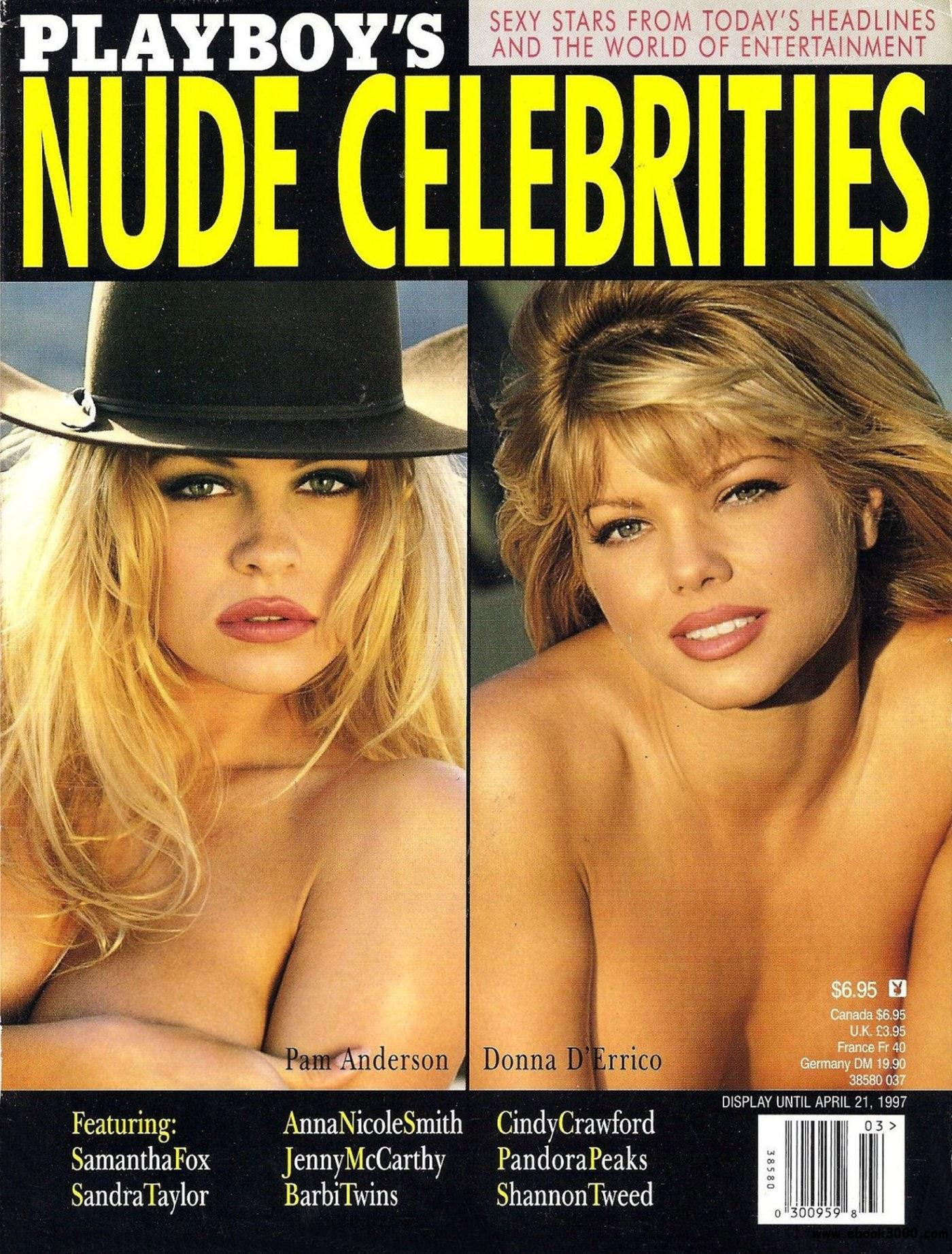 Playboy's Nudes Celebrities 1997 free download