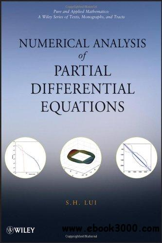 Numerical Analysis of Partial Differential Equations free download