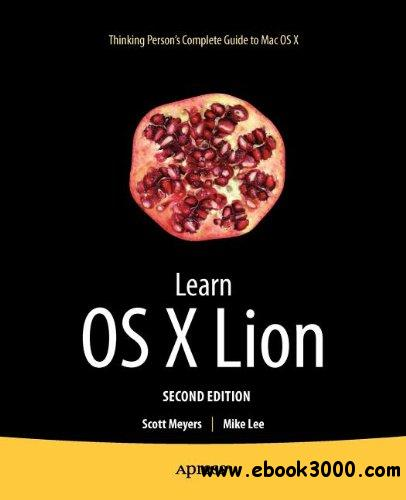 Learn OS X Lion free download