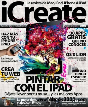 iCreate Spain - Noviembre 2011 free download
