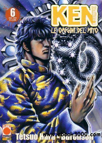 Ken il Guerriero - Le origini del mito ( Vol.6) download dree