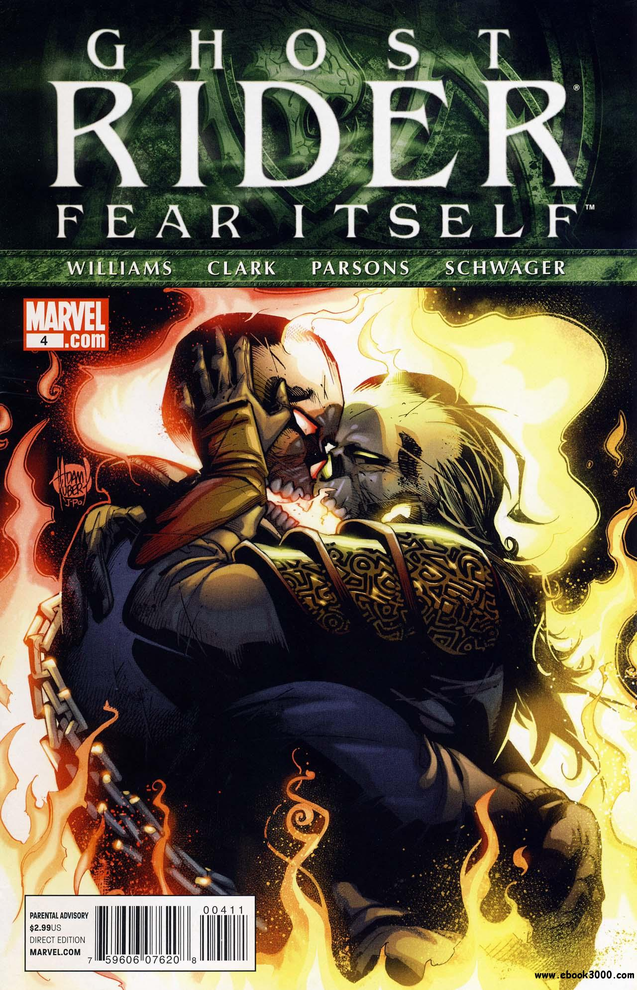Ghost Rider #4 (2011) free download