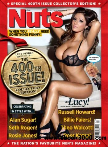 Nuts UK - 28 October 2011 free download