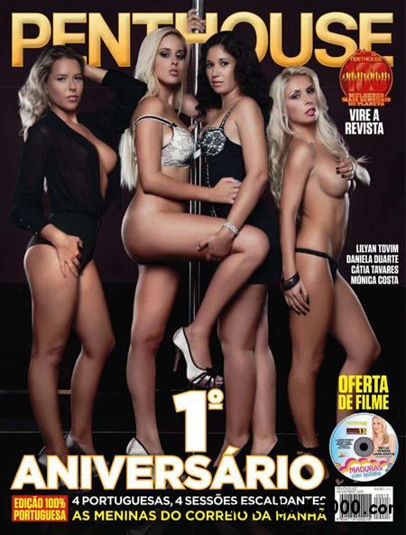 Penthouse - November 2011 / Portugal free download