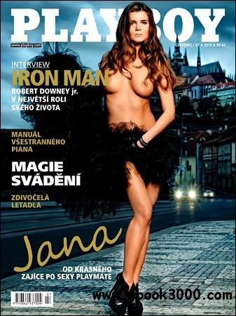 Playboy's Magazine - July 2010 (Czech Republic) free download