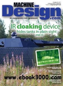 Machine Design - 20 October 2011 free download