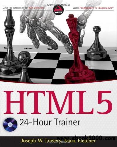 HTML5 24-Hour Trainer free download