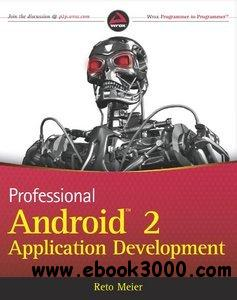 Professional Android 2 Application Development, 2 edition free download