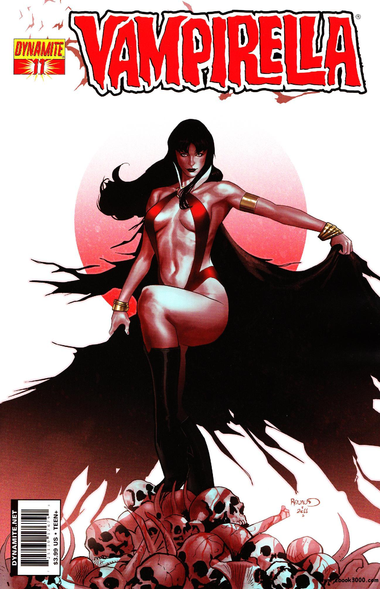 Vampirella #11 (2011) free download