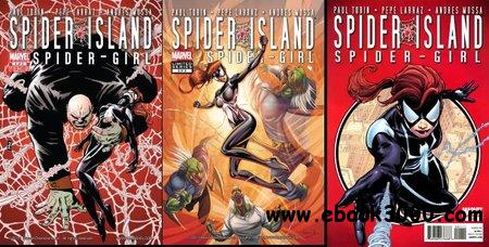 Spider-Island - The Amazing Spider-Girl #1-3 (of 03) Complete (2011) free download