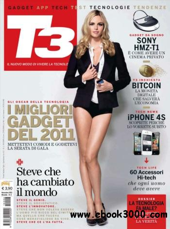 T3 Italia - Novembre 2011 free download