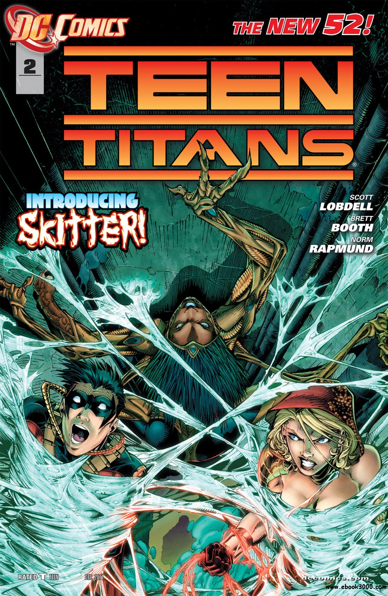 Teen Titans #2 (2011) free download