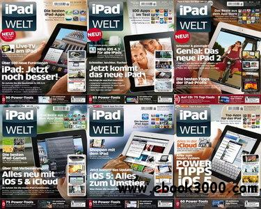 iPad Welt Magazin Jahrgang Full Year Collection 2011 free download