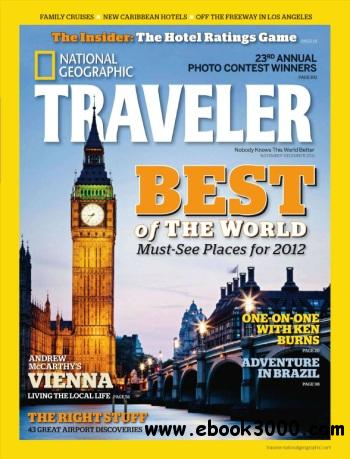 National Geographic Traveler USA - November/December 2011 free download