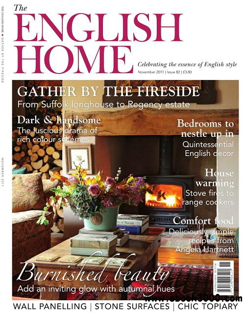 The english home magazine november 2011 free ebooks download for English house magazine