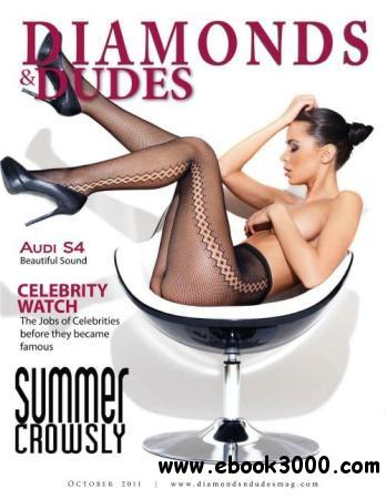 Diamonds & Dudes Magazine USA - October 2011 free download