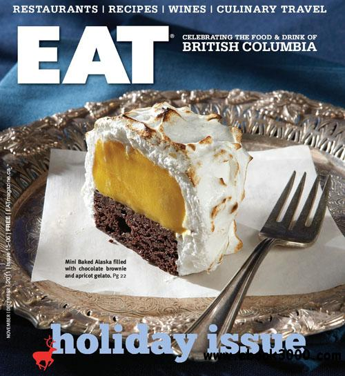 Eat Magazine - November-December 2011 free download