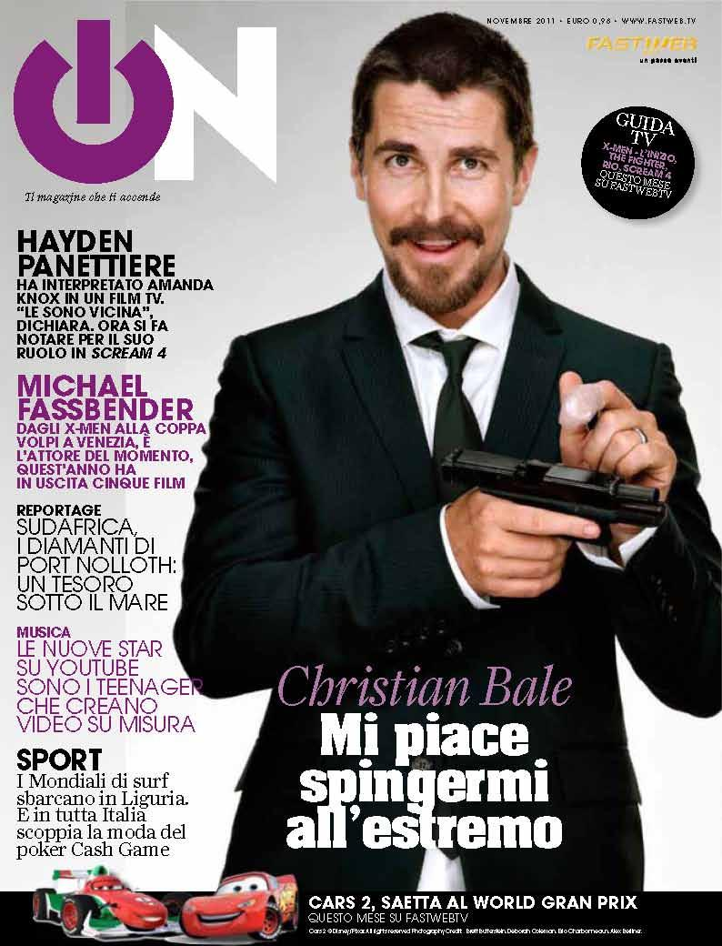 ON Magazine November 2011 (Novembre 2011) free download