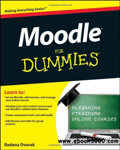 Moodle For Dummies free download
