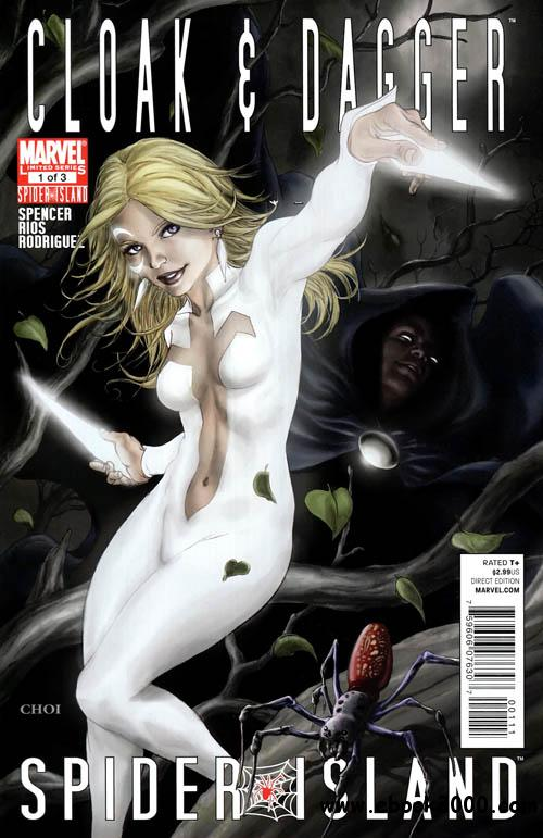Spider-Island: Cloak & Dagger #1-3 (of 03) Complete (2011) free download