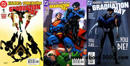 Teen Titans/Young Justice: Graduation Day #1-3 (of 03) Complete (Repost) free download