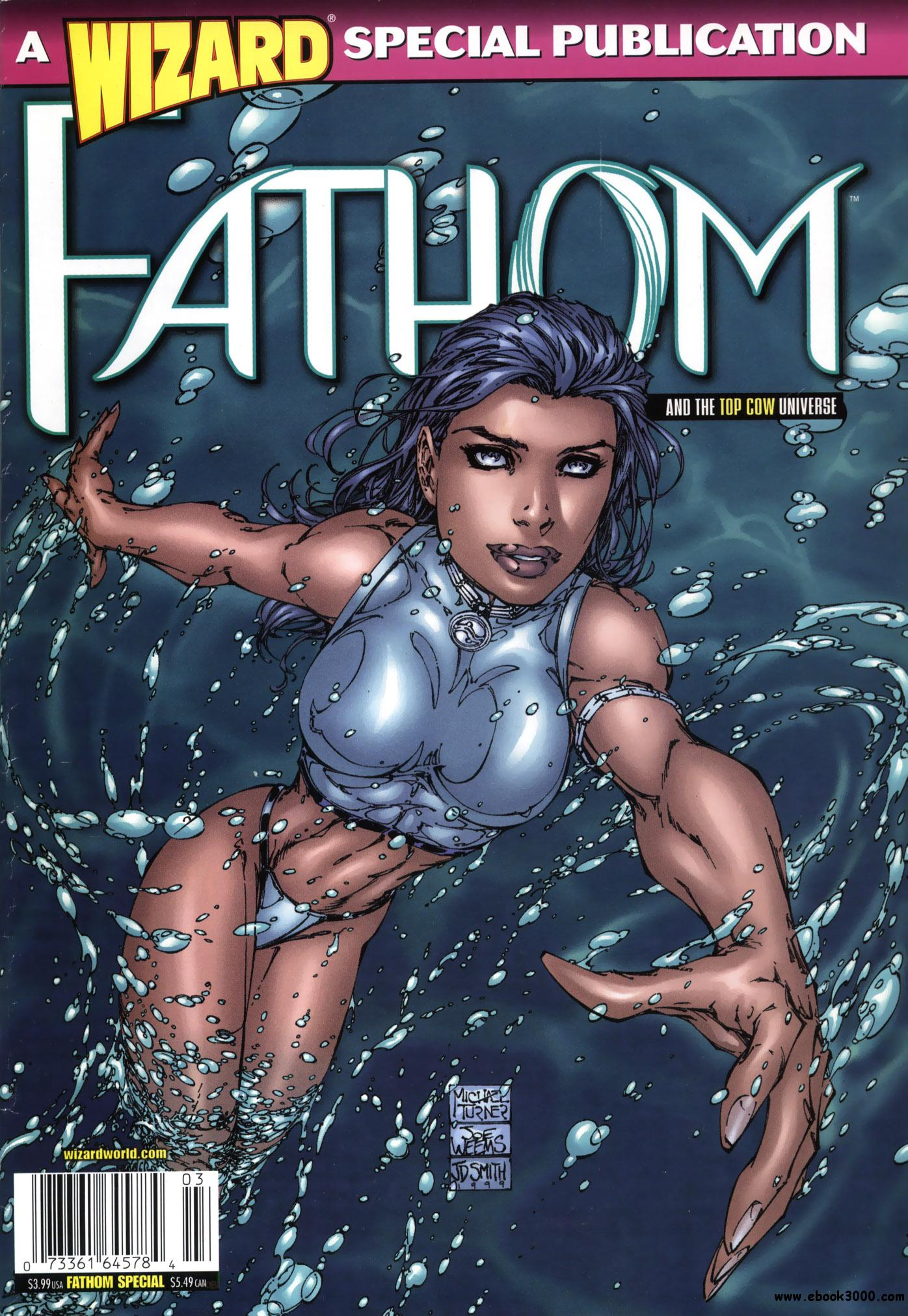 Wizard Special - Fathom and the Top Cow Universe (1999) free download