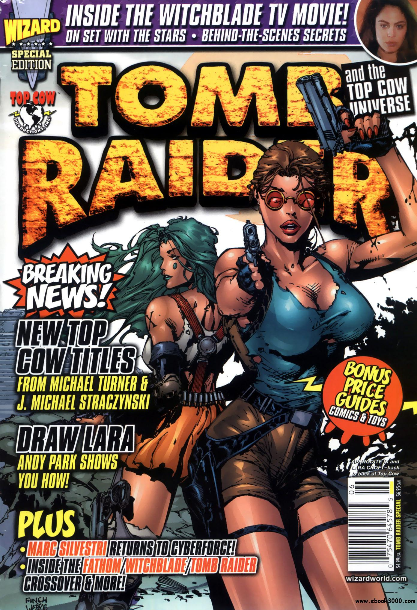 Wizard Special - Tomb Raider (2000) free download