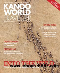 Kanoo World Traveller - November 2011 free download