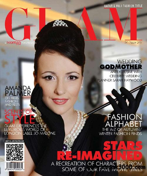 Glam - October 2011 free download