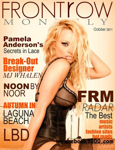 Front Row Monthly - October 2011 free download