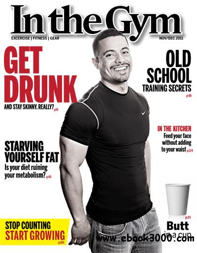 In the Gym Magazine - November/December 2011 free download