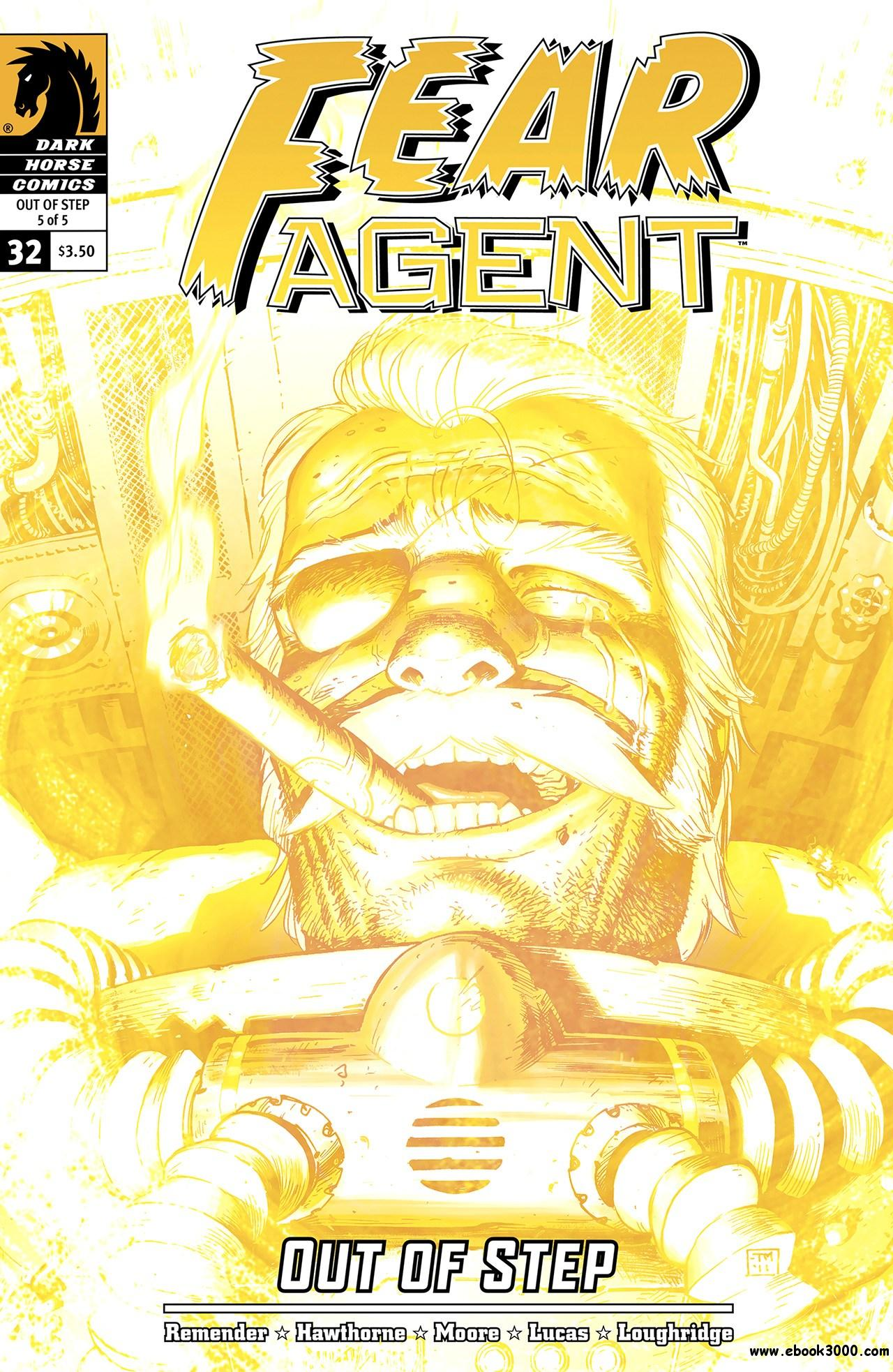 Fear Agent #32 (2011) free download