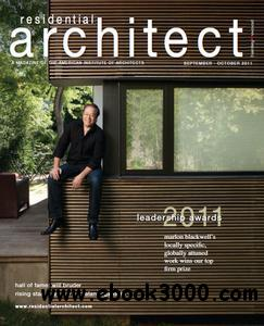 Residential Architect - September/October 2011 free download